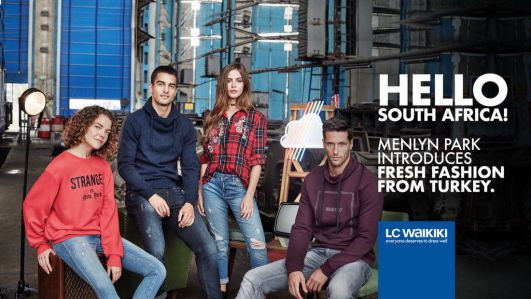 ce6d2afa73b LC Waikiki opens it's flagship store in Menlyn – and their stuff is coool!  | Heather Hook
